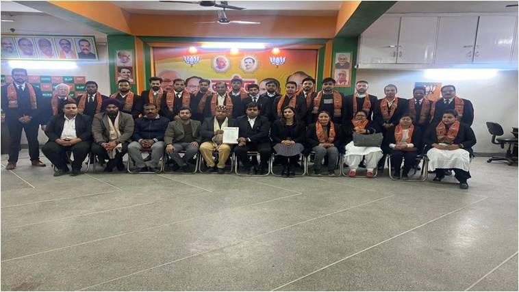 Lakhan Gandhi announced his team