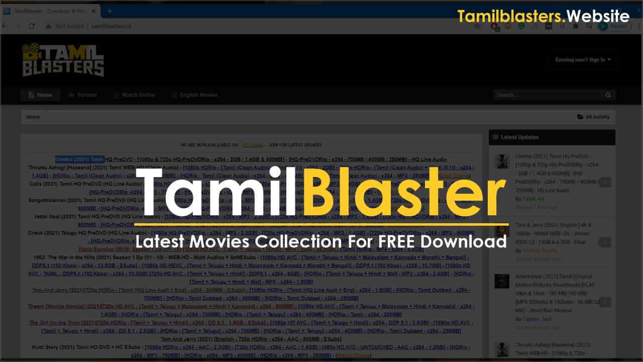 Is Movie Download Legal or Illegal?, TamilBlasters Movie Categories, TamilRockers Movie Download Site, Alternate Website of TamilBlasters, Recently Leaked Movies on TamilBlasters, How to find Movie Download TamilBlasters Website?, How to Unblock Tamilblasters?, How to Download Movie from Tamilblasters?, Join Telegram Link,